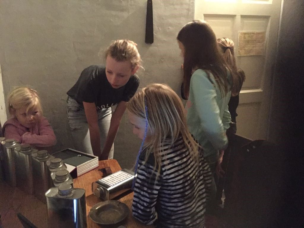 Escape Room Children's Party Amsterdam