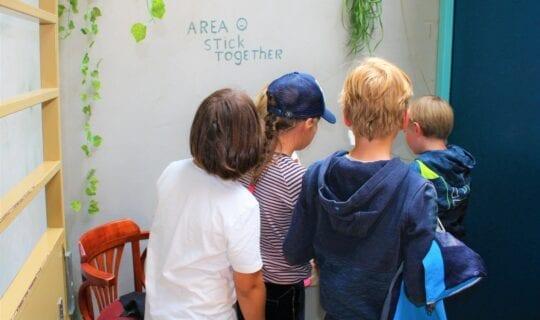 escape room kinderfeestje childrens party amsterdam